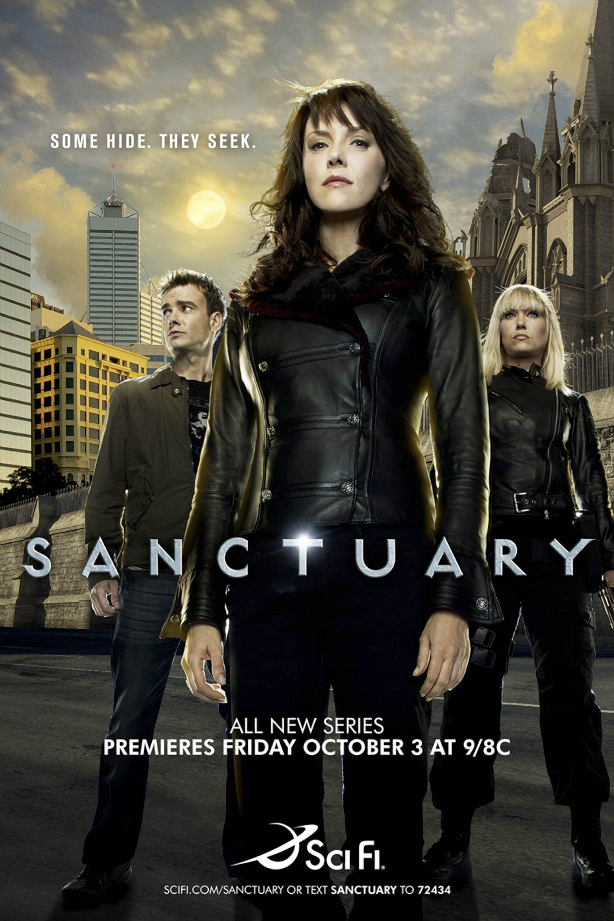 SYFY Channel Sanctuary