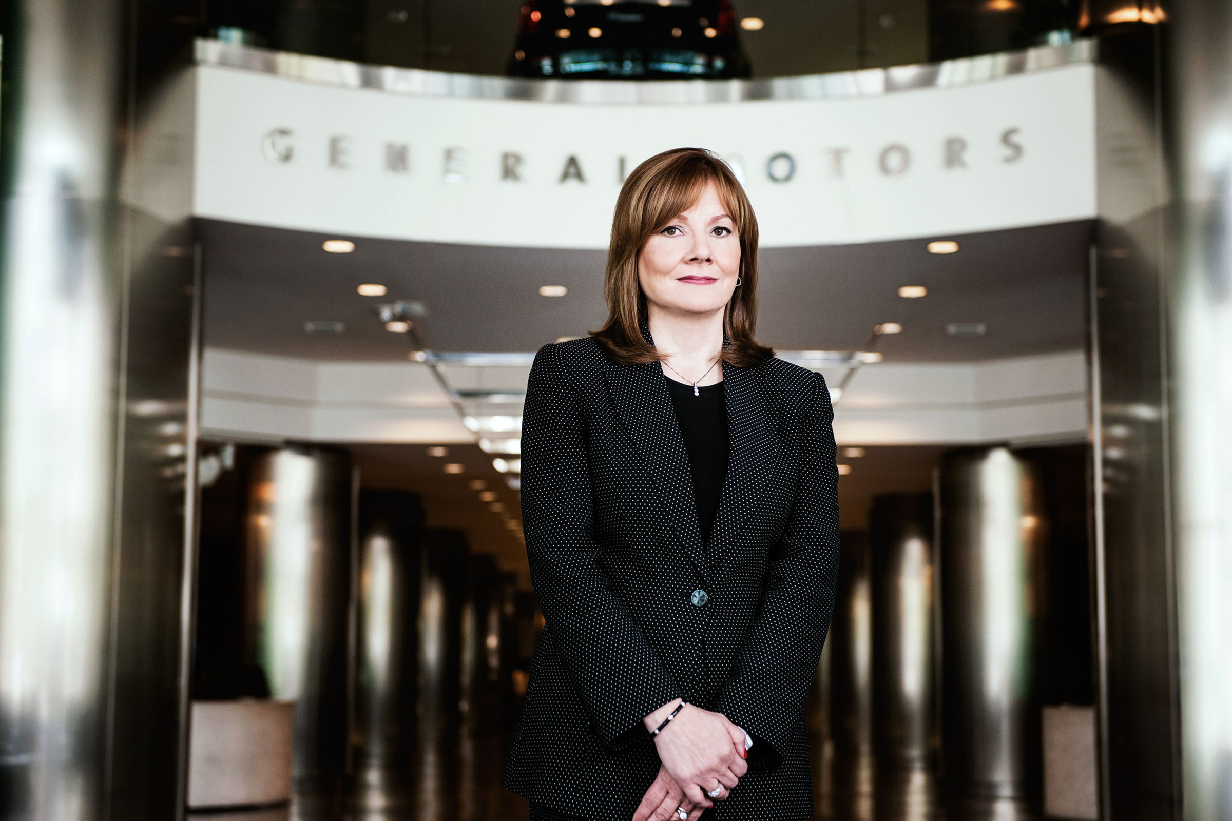 Mary Barra CEO of Ford